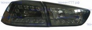 Фонари задние LED, светодиодные, Black Design