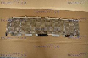 Вставка в решётку радиатора, хром, а/м 2011-2013