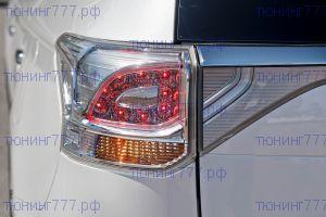 Фонари задние LED, Оригинал, пара