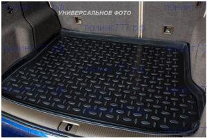 Коврик (поддон) в багажник, Seintex, черный