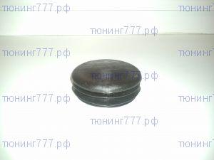 Пластиковая заглушка для боковых подножек (порогов), с ф трубы 60мм