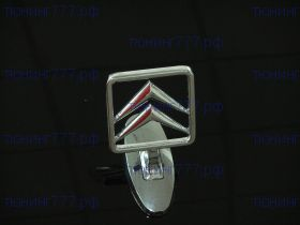 Эмблема Citroen, на подставке