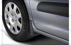 Брызговики передние, оригинал, к-кт, кроме модели XTR