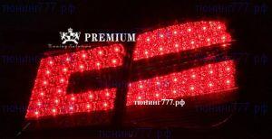 Задняя LED оптика, стиль Мерседес, к-кт