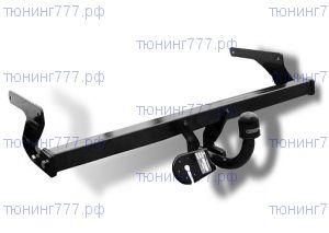 Фаркоп Bosal VFM, тяга 1.1т, крюк на двух болтах