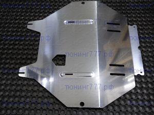 Защита картера и кпп, ТСС, алюминий 4мм., V - 2.0 и 2.4л