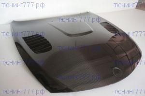 Карбоновый капот Eurolineаs, GTR Стиль, а/м 2003-2010г.в.