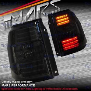 Фонари задние светодиодные LED, серия Smoked Black, к-кт