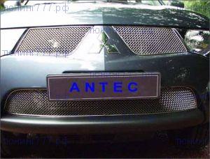 Решетки в бампер и решетку радиатора, Antec, а/м 2006-2009