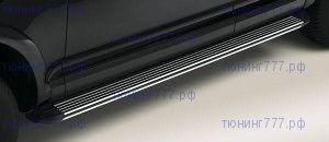 Боковые подножки Gaoblao, копия оригинала, для всех типов подвесок (монтажный к-кт идет отдельно)