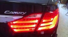 Фонари задние LED светодиодные, стиль BMW