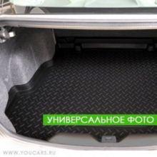 Коврик (поддон) в багажник, Unideс, полиуретановый с бортиками, для 4WD