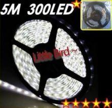 Светодиодная лента Newmax, в силиконе, 300 диодов, свет белый, длина 5м