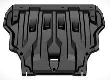 Защита картера и кпп, АВС-Дизайн, композит 5мм (V-1.6, 2011-)