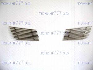 Решетка радиатора Berkut, нерж. сталь, а/м 2008-2013
