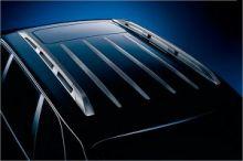 Рейлинги крыши, стиль оригинала, алюминиевые, 2 цвета