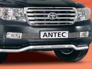 Защита переднего бампера Antec, нерж. сталь ф 60мм
