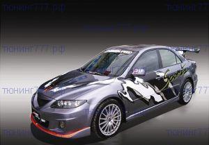 Аэрообвес VIS Racing Cyber