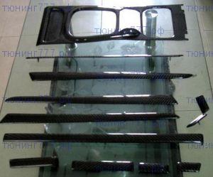 Накладки для стайлинга салона, Eurolineаs, карбоновые, а/м 2002-2007