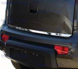 Накладка на низ двери багажника, Omsa, нерж. сталь