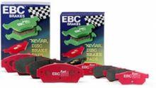 Тормозные колодки EBC, серия Red Stuff