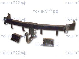 Фаркоп Baltex, легкосьемный крюк, тяга 2т